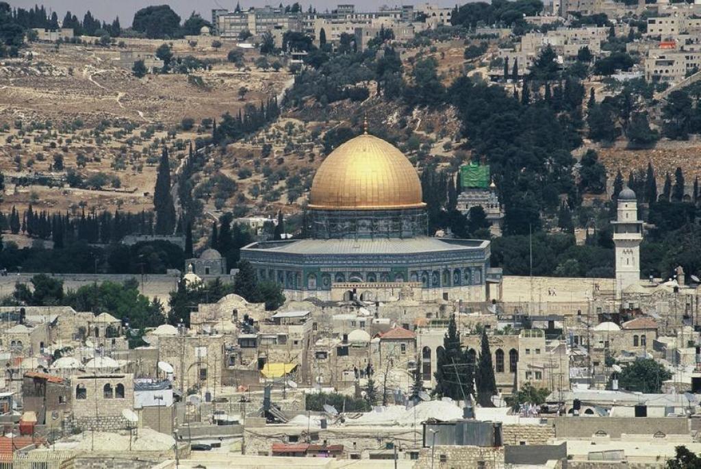 Неотъемлемая часть Палестины