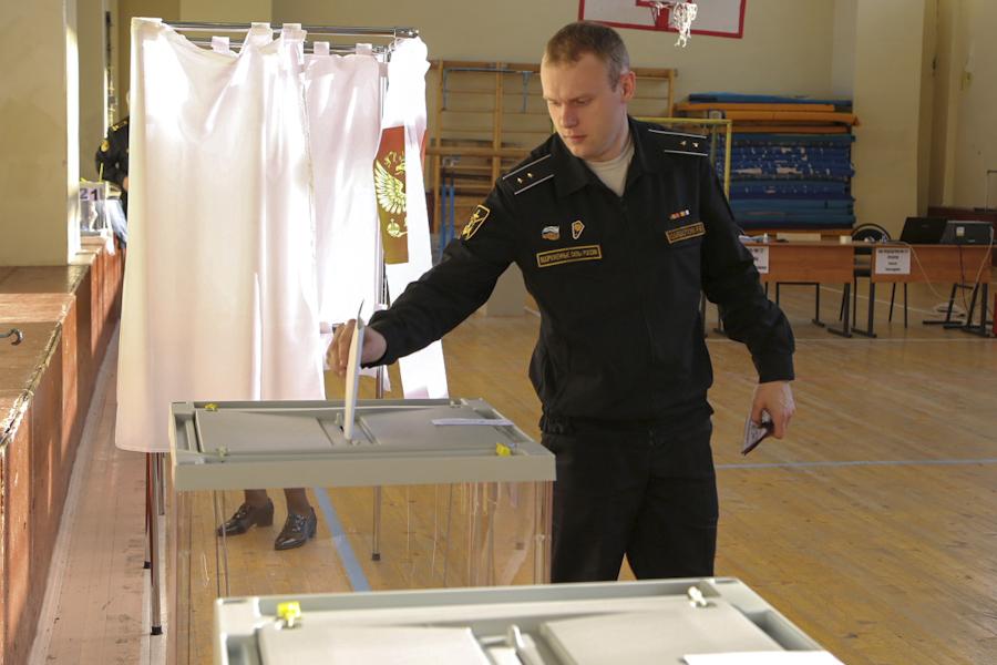 Второй тур выборов в Хакасии