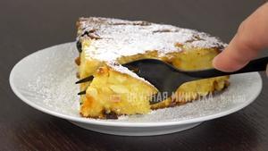 Творожный ванильный десерт (…