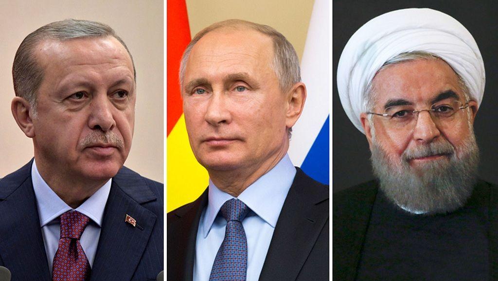 Конгресс национального диалога Сирии пройдет в Сочи.