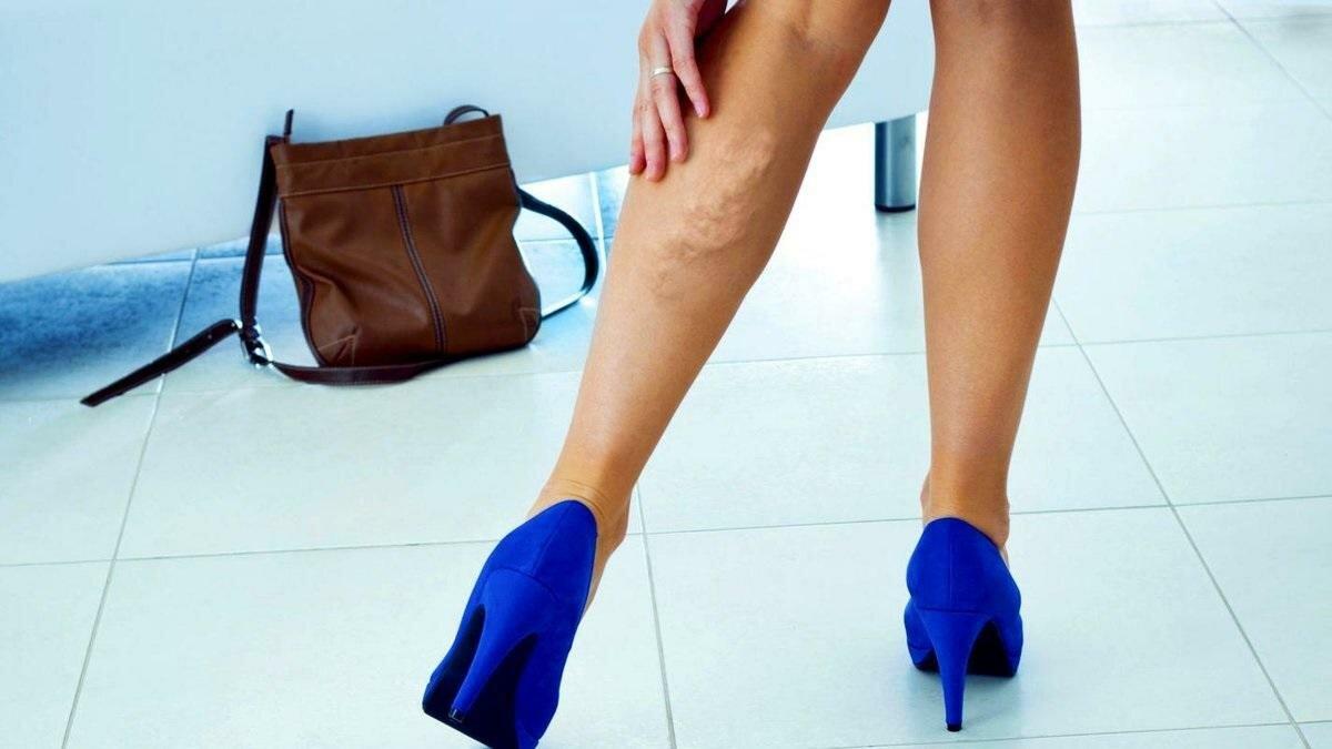 Дискомфорт в ногах