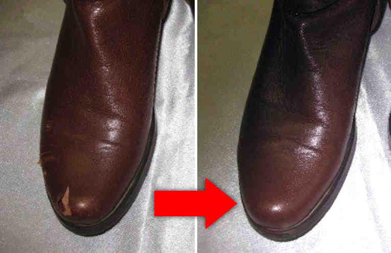 Как сделать «жидкую кожу» в домашних условиях. Реставрируем кожаные вещи самостоятельно