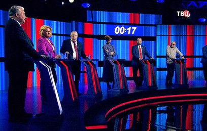 Выборы-2018: ЦИК обсудит с кандидатами новый формат дебатов