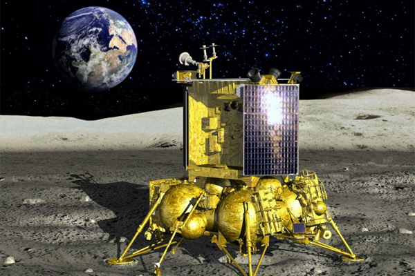 Старт российской лунной прог…
