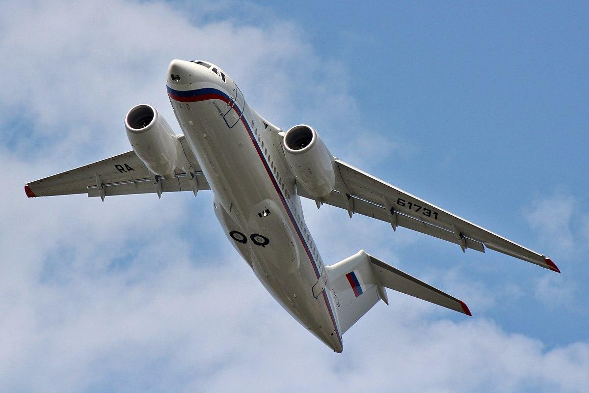Одиннадцатый Ан-148 для Министерства обороны России