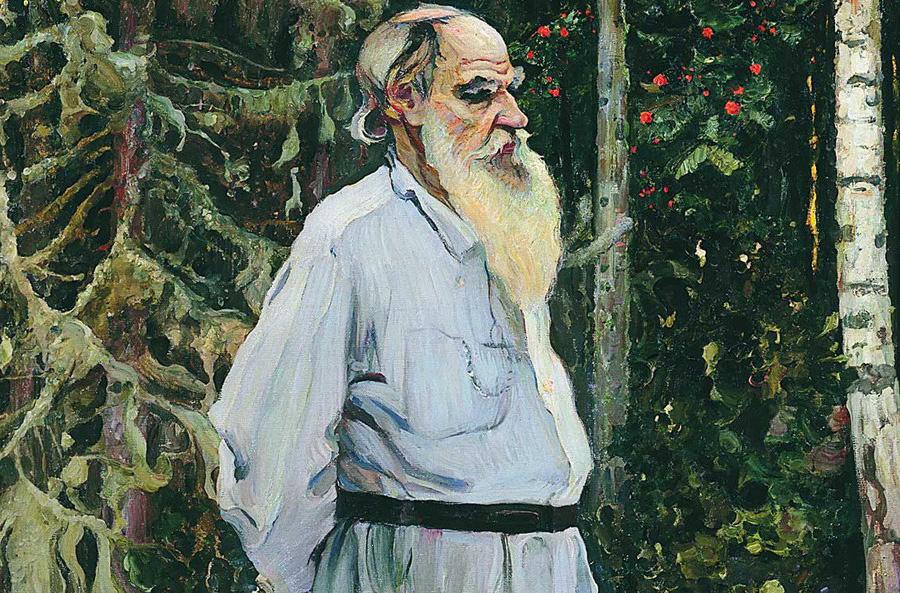 Задача Льва Толстого