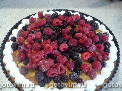 Летний пирог , Шаг 06