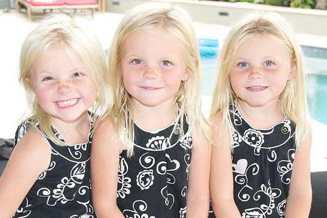«Они тройняшки. Готовы забра…