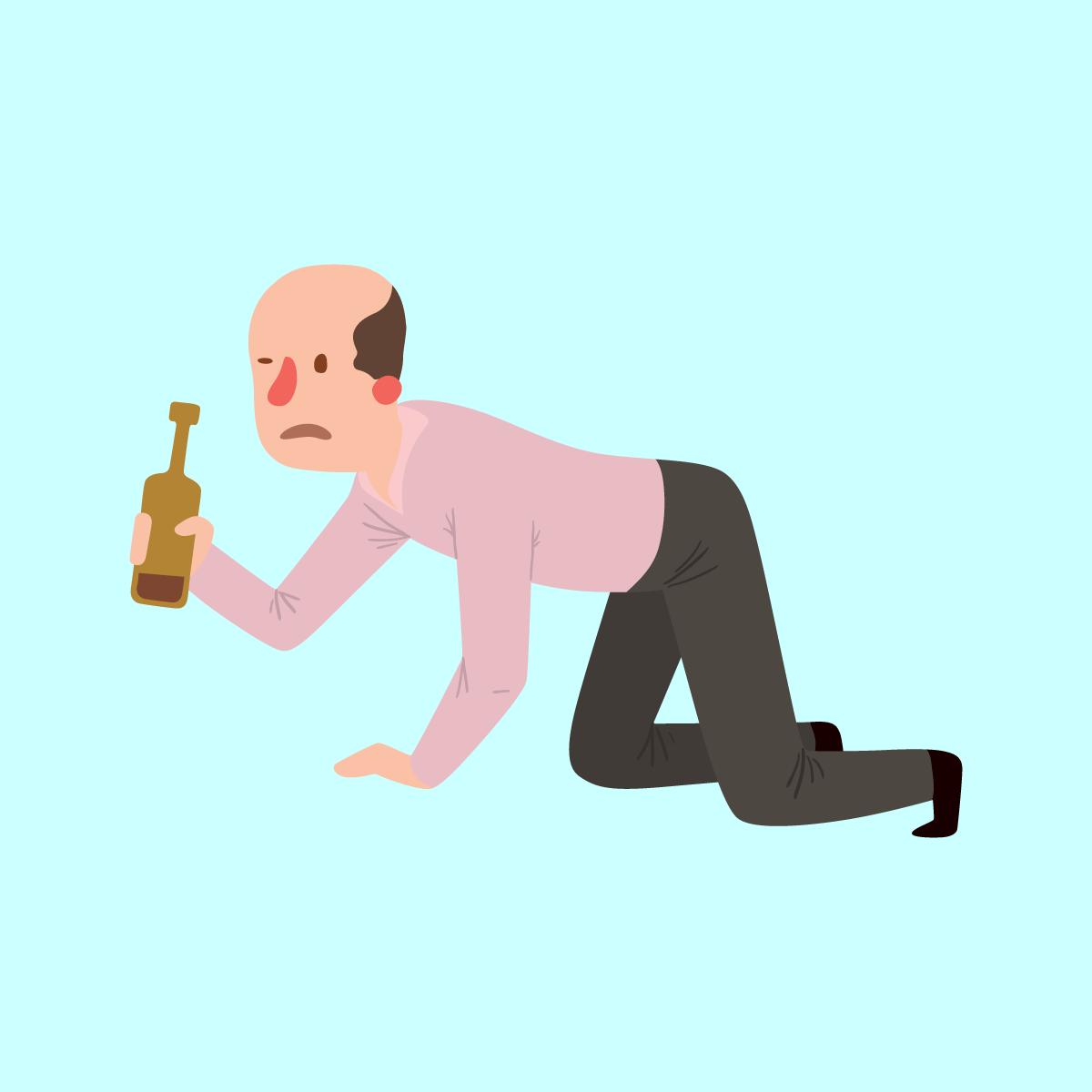 Анекдот пропьянчугу, который пообещал жене непить полгода