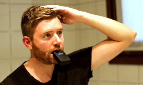 Зубная щетка XXI века почистит зубы за 3 секунды