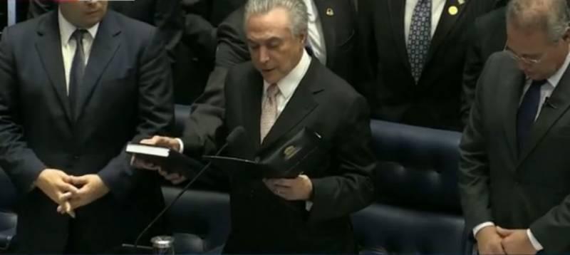 Бразилия: на пути к новому импичменту