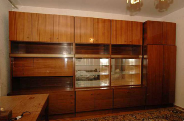 Мебель, о которой в СССР мечтал каждый