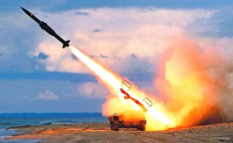 Сирийская ПВО открыла огонь по самолетам США