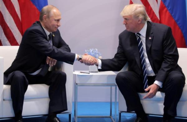 """""""Личный контакт"""": На встрече Путина и Трампа может решиться судьба НАТО"""