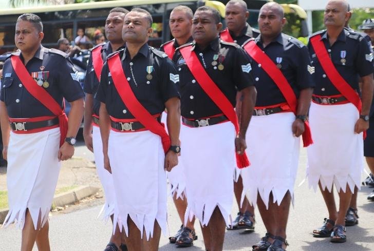 Как выглядят полицейские в разных странах мира