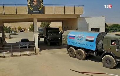 Россия помогла ООН доставить гумпомощь в сирийскую Думу