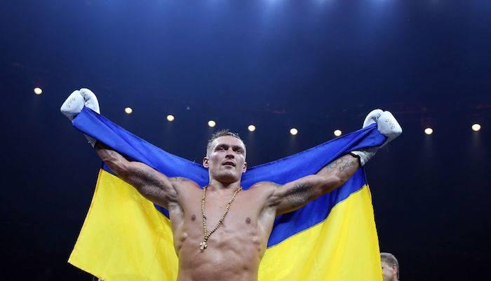 «Усик показал россиянам их место»: как украинские СМИ политизируют бокс