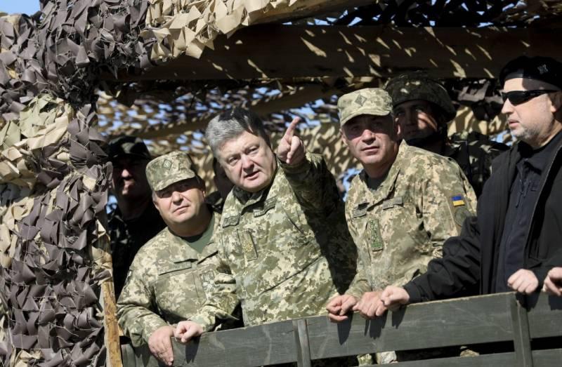 Порошенко: Путин созвал Совбез для защиты пятой колонны внутри Украины