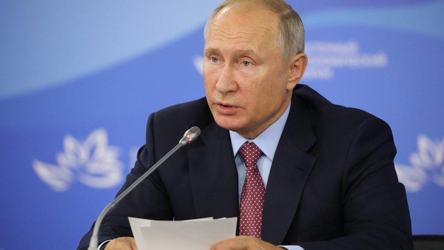 Путин рассказал, когда Москв…