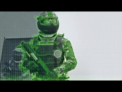 Как выглядит Российская экипировка «солдата будущего».
