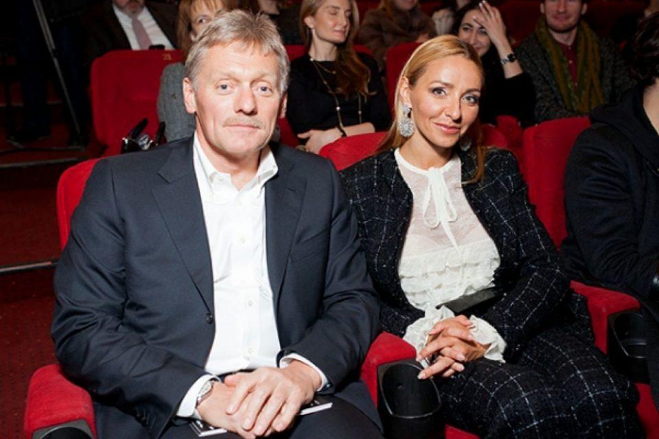 Татьяна Навка пожаловалась на то, что с Дмитрием Песковым: «Аисты больше не прилетают»