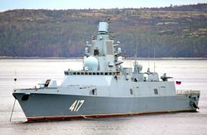 Замахнётся ли «Адмирал Горшков» на Северный морской путь