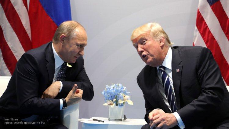 Берлин: Трамп обсудит с Европой введение новых санкций против Москвы