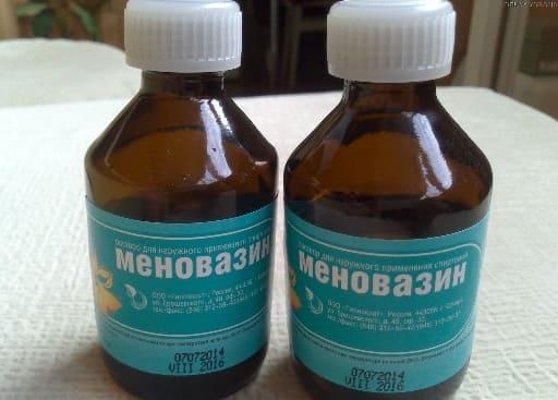 Меновазин – дешевый аптечный препарат, бесценный для лечения самых разных напастей