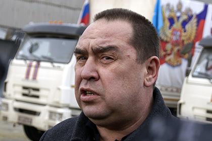 На ПМЖ к Януковичу: Появились сведения о бегстве Плотницкого в Россию