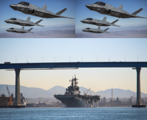 Пентагон отправляет авианесущую армаду в неизвестном направлении. Тайвань? Сирия? Северная Корея?