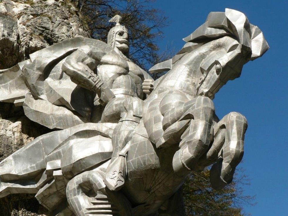 Памятник Уастырджи: самый вы…