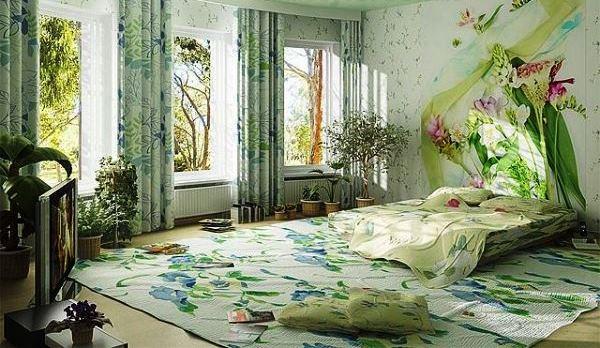 уютная комната своими руками фото