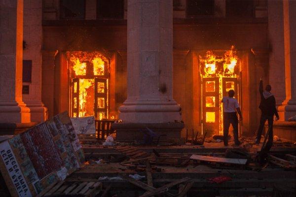 ЕС потребовал от Киева завершить расследование убийств в Одессе 2 мая