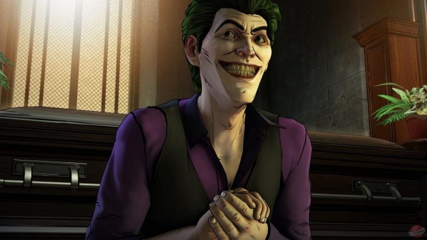 В Batman: The Enemy Within игроки создадут собственного Джокера