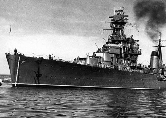 В октябре 1935 года была заложена первая советская серия крейсеров проекта 26
