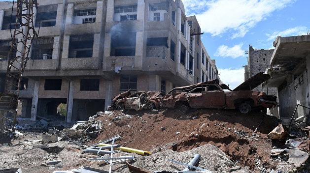 В Сирии из-за авиаударов коа…