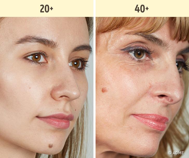 Как бороться с 10 главными признаками старения, которые выдают ваш возраст