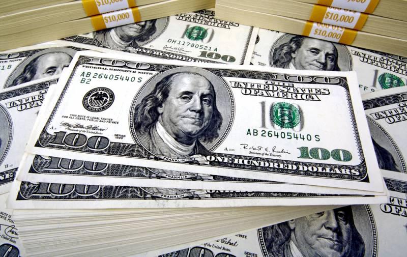 Сколько денег у России?