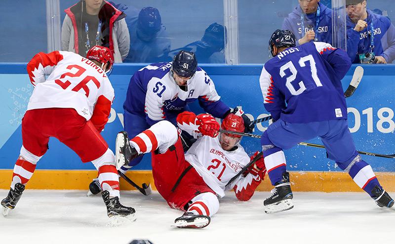 Россия-Словакия – 2:3. Эстафета позора продолжается