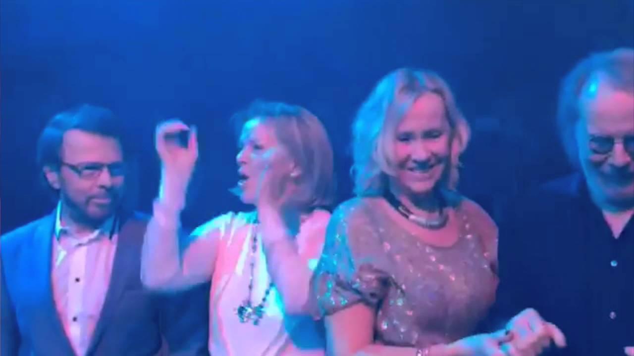 Картинки по запросу ABBA Reunion Footage (January 2016) The Way Old Friends Do