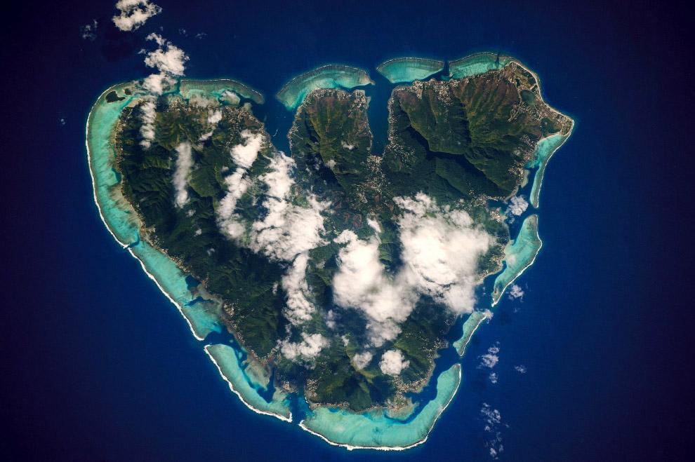Остров Муреа или Моореа