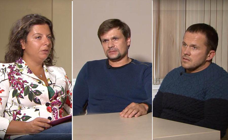 О крупной проблеме у Путина из-за интервью «ликвидаторов ГРУ»