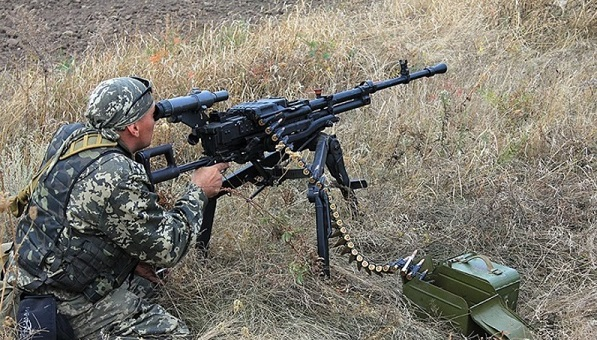Военные ДНР отбили атаку укр…