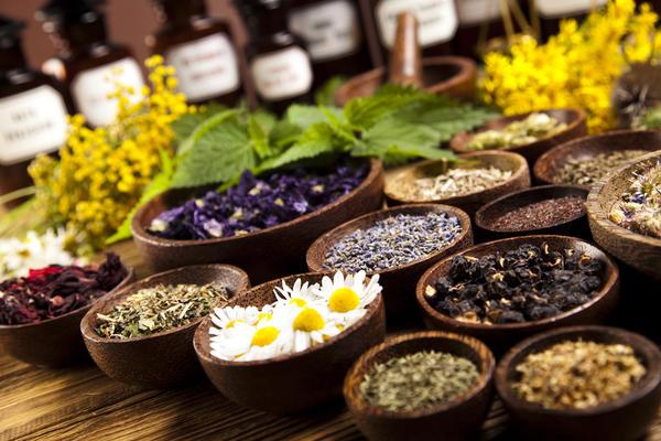 Наполнитель ароматических саше может быть различным