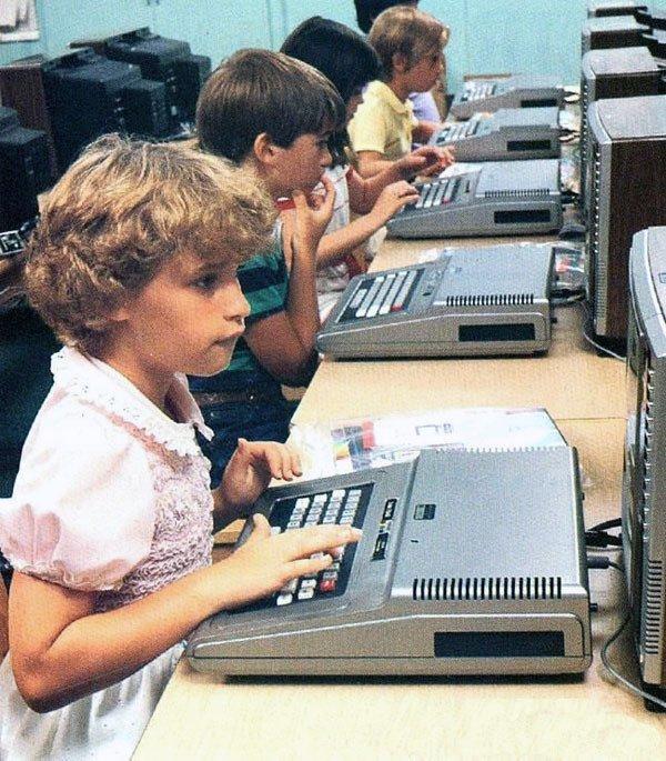 Научно-познавательные кружки. Кружок вычислительной техники СССР, детство, кружки