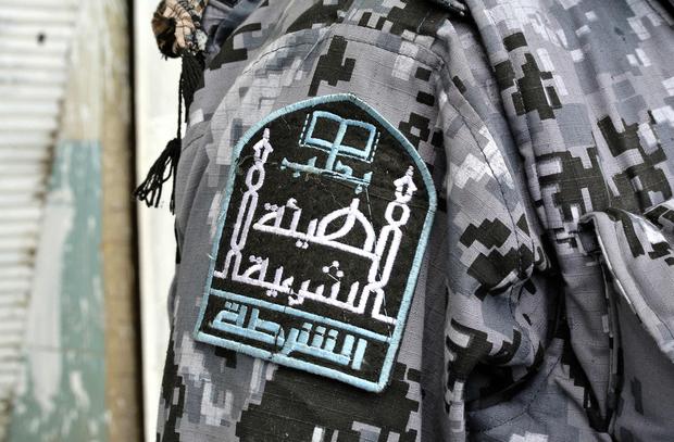 """Конец """"свободной сирийской полиции"""""""