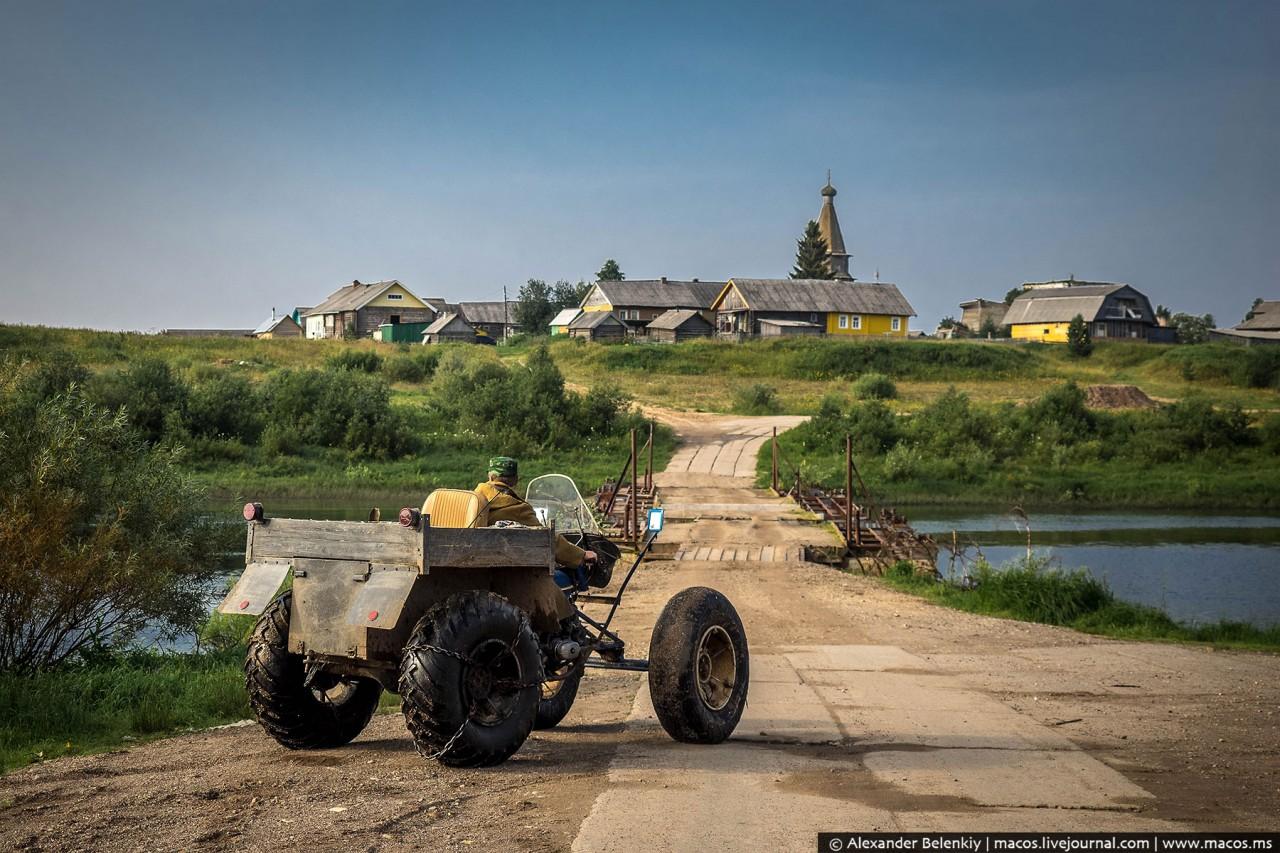 Россия за МКАДом: как живёт Русский Север