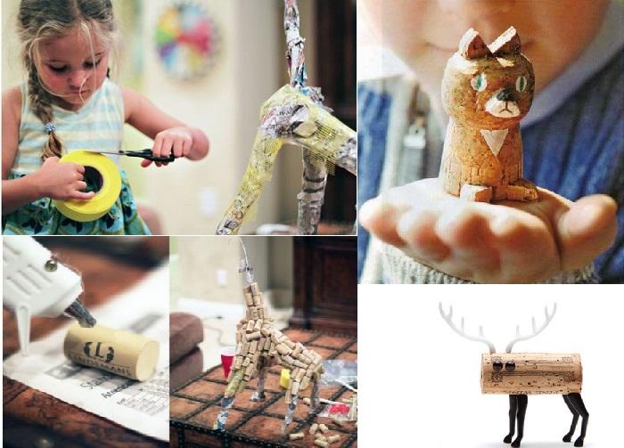 Идеи для детского творчества.