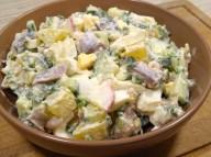 Потрясающе вкусный салат «Балтийский»