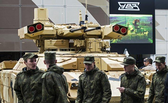 Россия направляет в Сирию «Терминатора», The National Interest, США